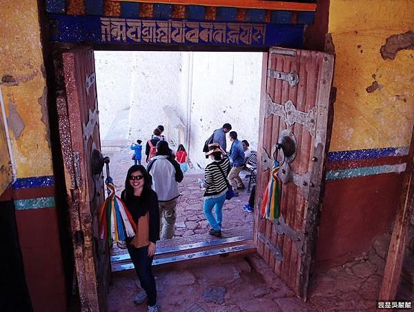 43-2 西藏拉薩布達拉宮