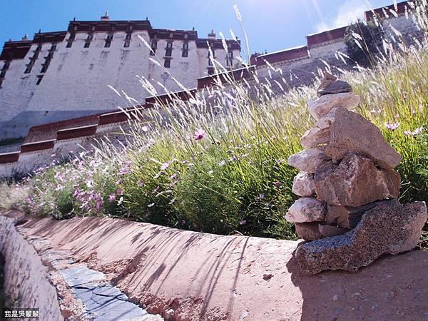 49-西藏拉薩布達拉宮