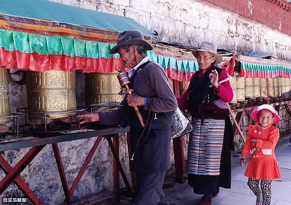 50-西藏拉薩布達拉宮