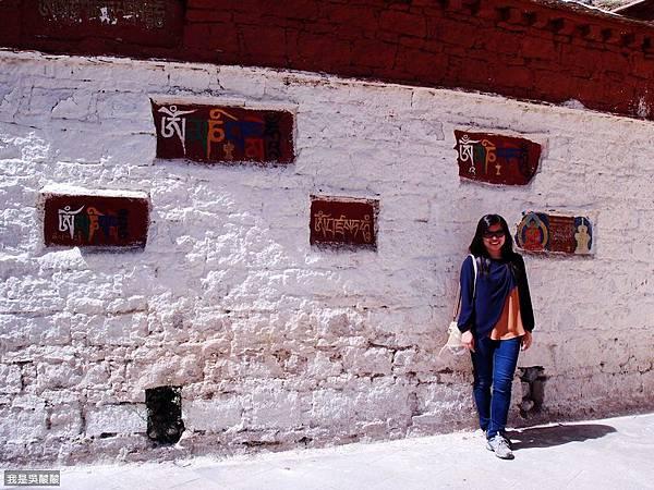 53-西藏拉薩布達拉宮