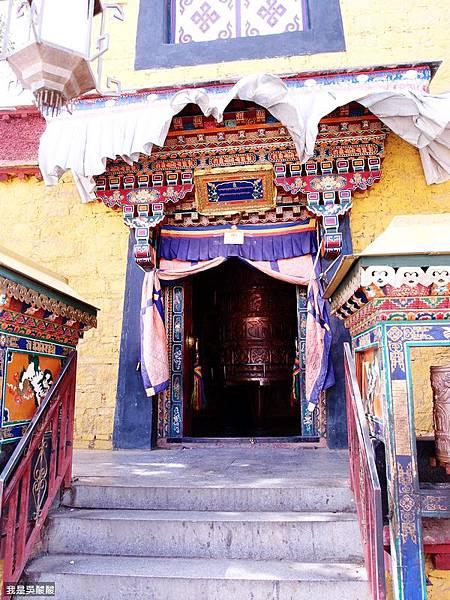 57-西藏拉薩布達拉宮