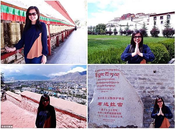 59-西藏拉薩布達拉宮