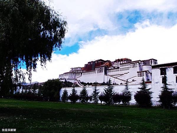 60-西藏拉薩布達拉宮