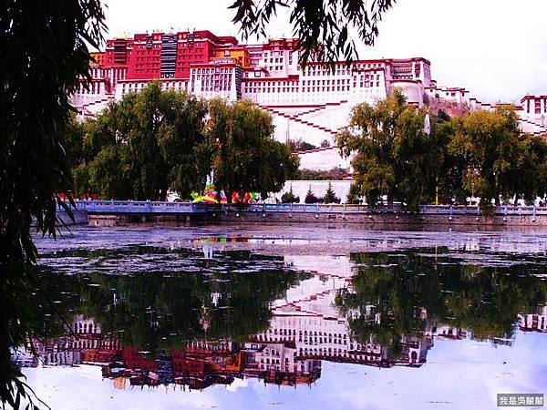 62-西藏拉薩布達拉宮