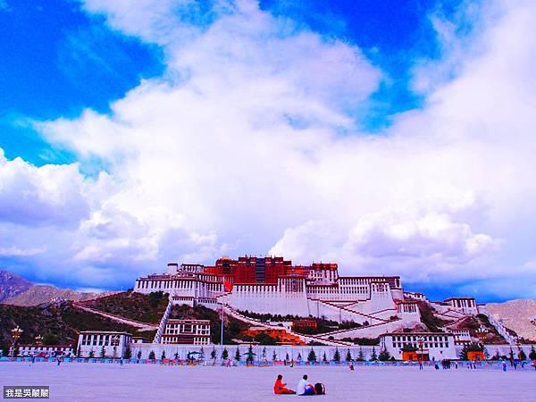 66-西藏拉薩布達拉宮