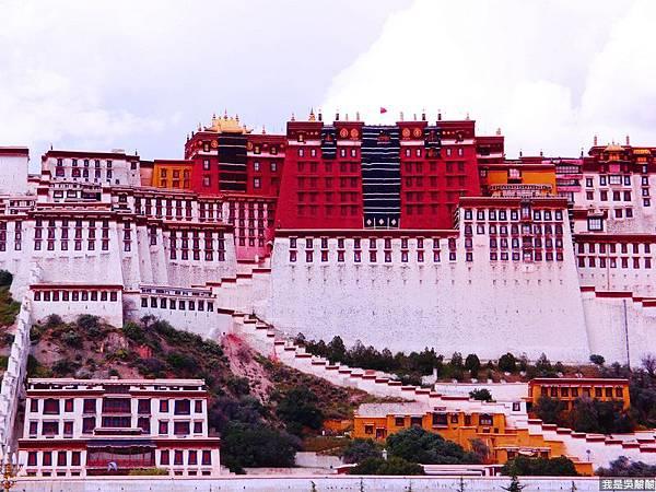 67-西藏拉薩布達拉宮