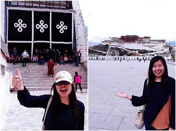 68-西藏拉薩布達拉宮
