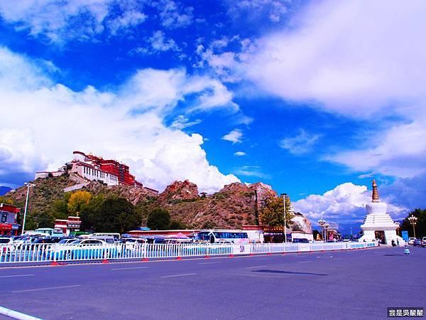 69-西藏拉薩布達拉宮