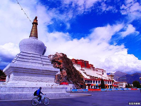 70-西藏拉薩布達拉宮