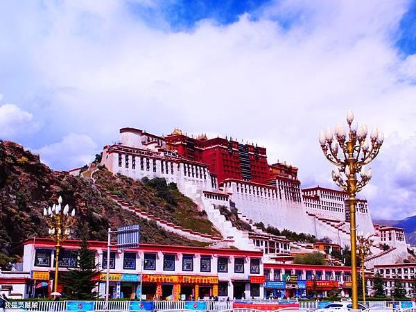 71-西藏拉薩布達拉宮