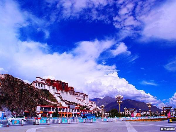 72-西藏拉薩布達拉宮