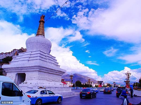 73-西藏拉薩布達拉宮