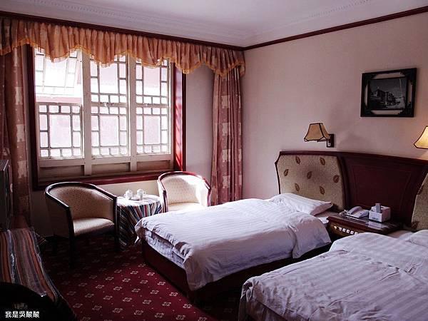 19-拉薩仙足島假日莊園酒店(我是酸酸)