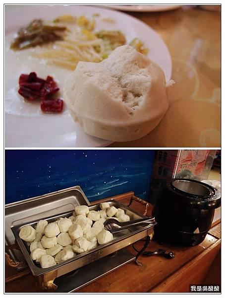 26-拉薩仙足島假日莊園酒店 早餐(我是酸酸)