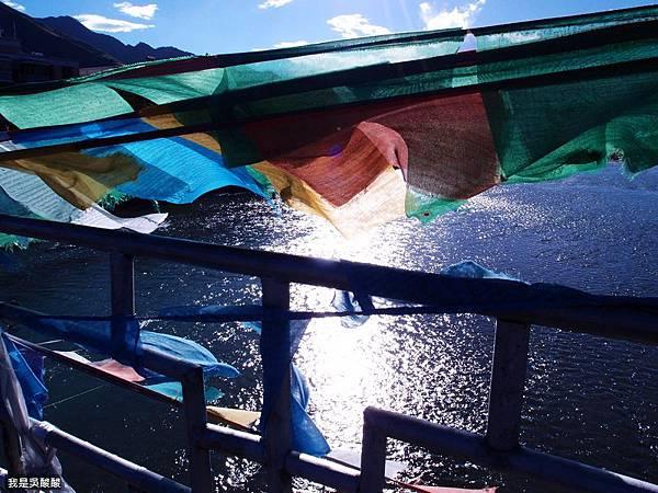 29-拉薩仙足島河畔美景