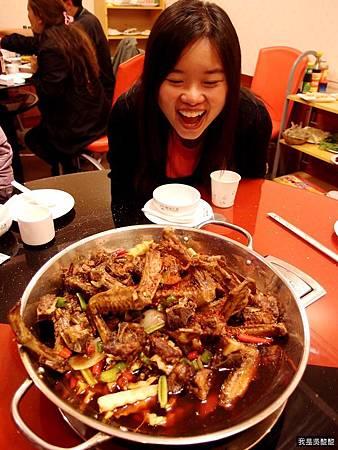 01-酸酸在西藏 吃干鍋