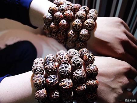 33-西藏犛牛骨手環