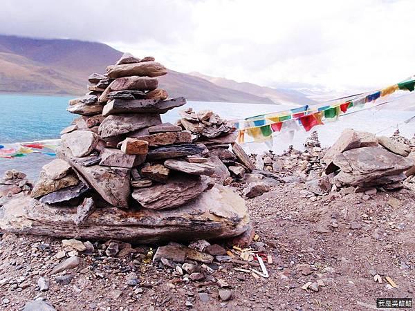 46-西藏羊卓雍措(我是吳酸酸)