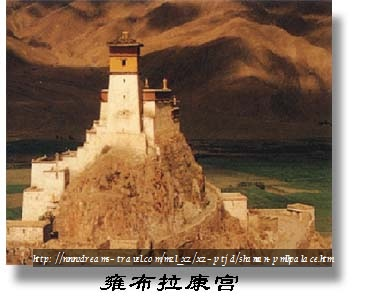 10-西藏 雍布拉康(網友拍的)