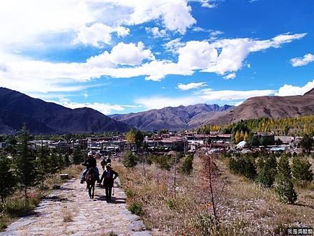 16-西藏 雍布拉康(我是吳酸酸)