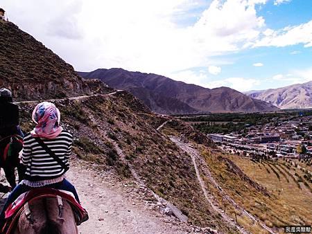 21-西藏 雍布拉康(我是吳酸酸)