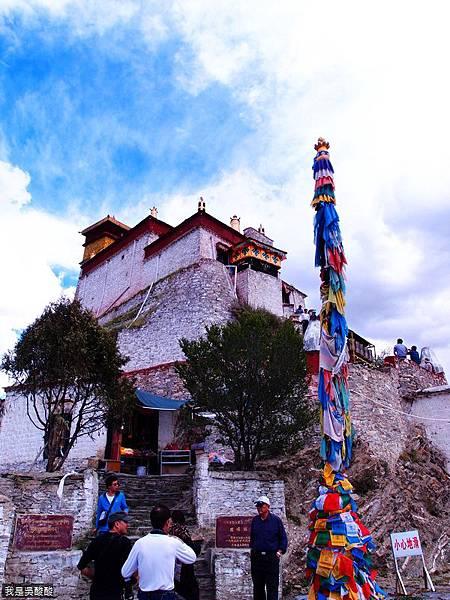 32-西藏 雍布拉康(我是吳酸酸)