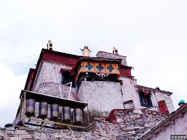 39-西藏 雍布拉康(我是吳酸酸)