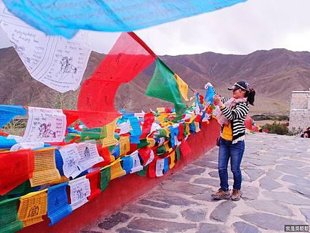 54-西藏 雍布拉康(我是吳酸酸)