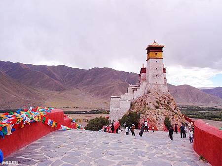 55-西藏 雍布拉康(我是吳酸酸)
