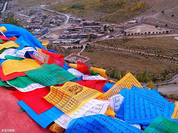 56-西藏 雍布拉康(我是吳酸酸)