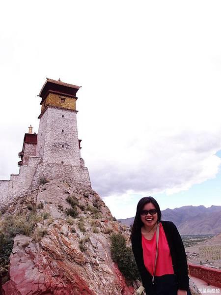 57-西藏 雍布拉康(我是吳酸酸)