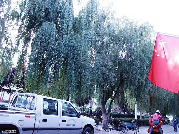 18-西藏拉薩街景 尋找烤羊肉