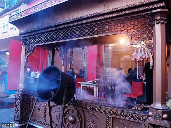 24-拉薩烤羊肉 新疆喀什柯夢羅蘭餐廳