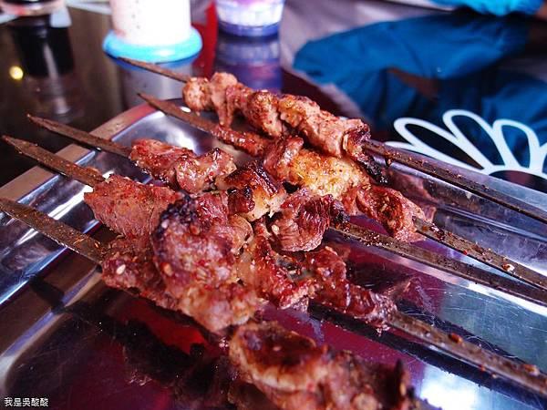 34-拉薩烤羊肉 新疆喀什柯夢羅蘭餐廳