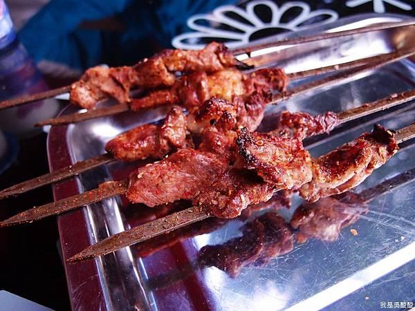 35-拉薩烤羊肉 新疆喀什柯夢羅蘭餐廳