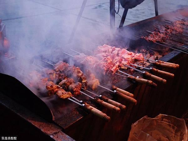36-拉薩烤羊肉 新疆喀什柯夢羅蘭餐廳