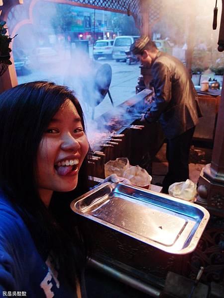 37-拉薩烤羊肉 新疆喀什柯夢羅蘭餐廳