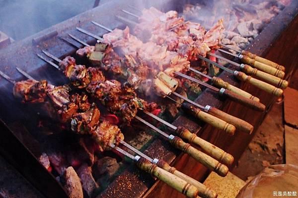 38-拉薩烤羊肉 新疆喀什柯夢羅蘭餐廳