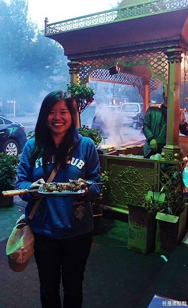 39-拉薩烤羊肉 新疆喀什柯夢羅蘭餐廳