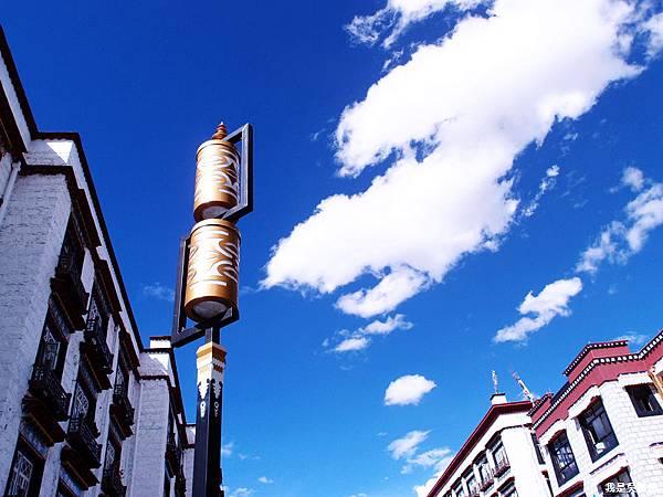 05-西藏拉薩街頭(我是吳酸酸)
