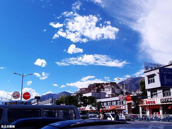 09-西藏拉薩街頭(我是吳酸酸)