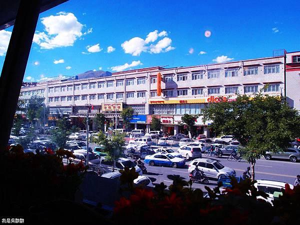12-西藏拉薩街頭(我是吳酸酸)