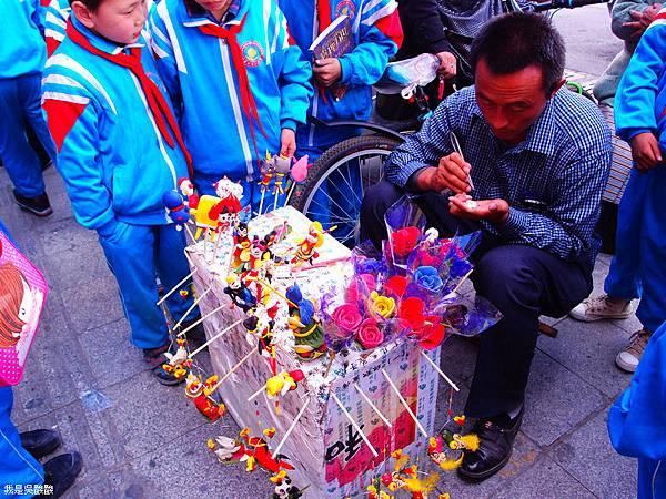 14-西藏拉薩街頭(我是吳酸酸)