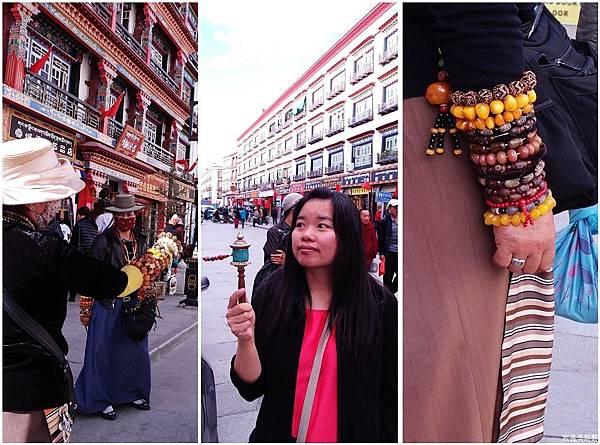 26-西藏拉薩街頭(我是吳酸酸)