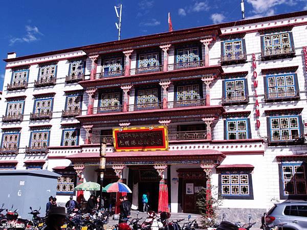 27-西藏拉薩茶館(我是吳酸酸)