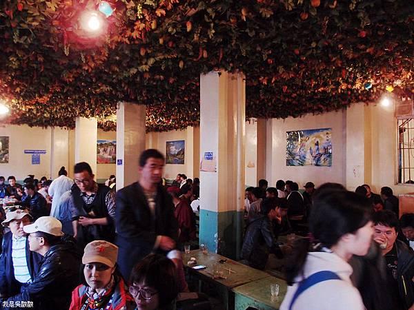 29-西藏拉薩茶館(我是吳酸酸)