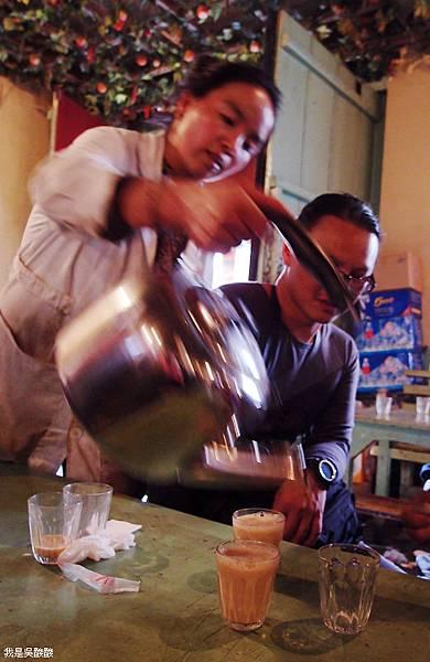 32-西藏拉薩茶館(我是吳酸酸)