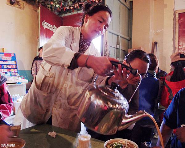 37-西藏拉薩茶館(我是吳酸酸)