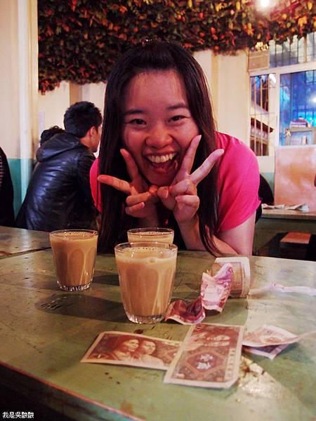 35-西藏拉薩茶館(我是吳酸酸)