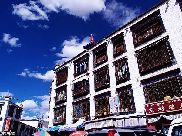 59-西藏拉薩街頭(我是吳酸酸)